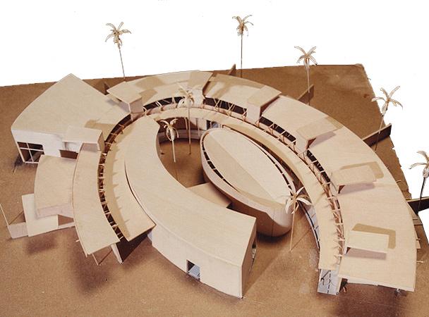 ESCALANTE ARCHITECTS AQUA CALIENTE COMMUNITY CENTER